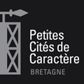 Logo des Petites Cités de Caractères en Bretagne