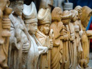 Hugo, sculpteur, Locronan
