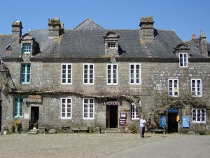 Ancien hôtel de la compagnie des indes de Locronan