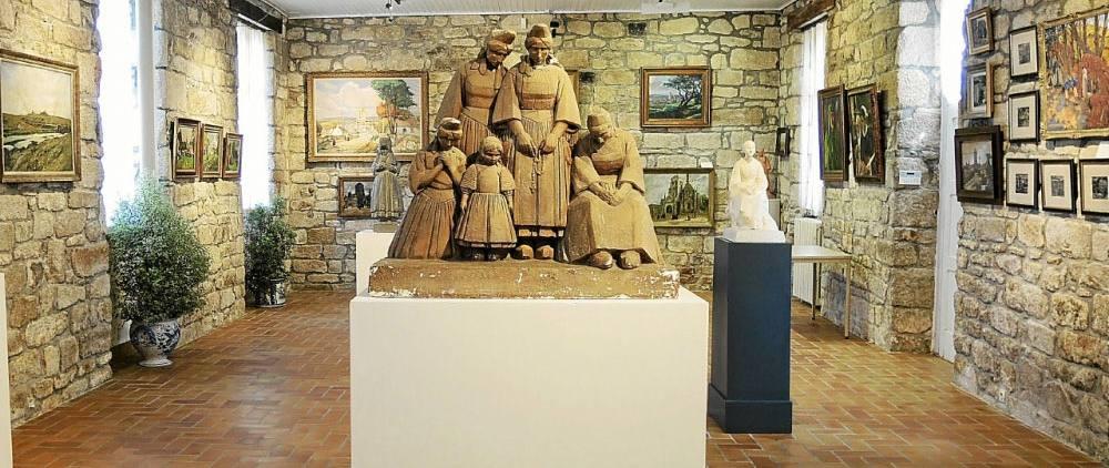 Musée des Beaux-arts de Locronan