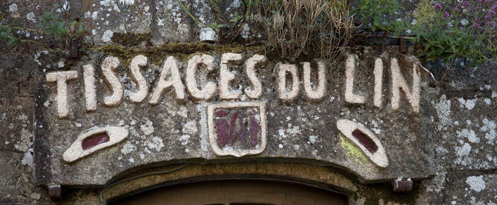 Locronan, Finistère, Bretagne, une cité de tisserands