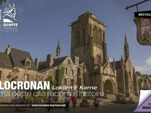 Guide découverte Locronan 2020