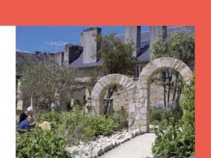 Couverture plaquette des visites guidées été 2018 de Quimper
