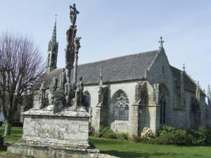 Chapelle Notre Dame du Quilinen de Landrévarzec