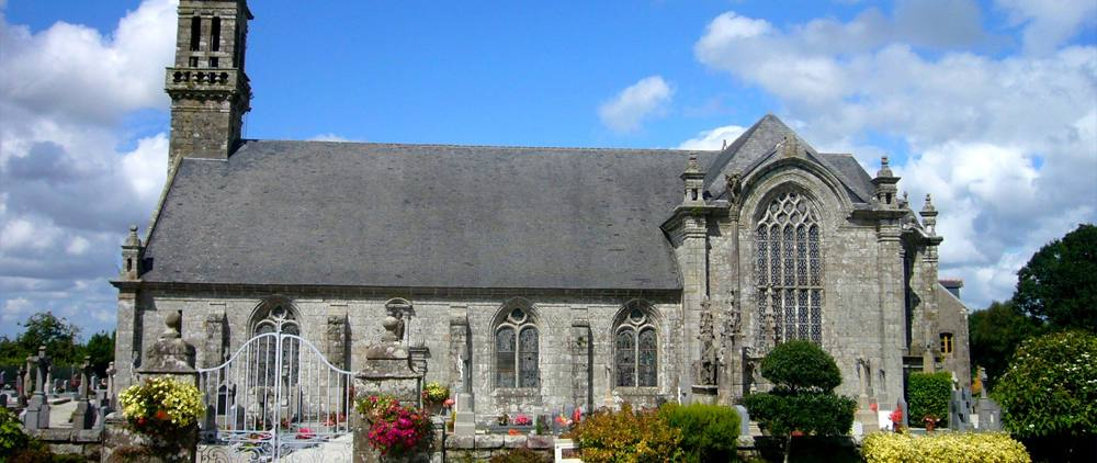 Chapelle de Kergoat à Quéménéven