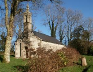 Chapelle Saint Symphorien d'Edern