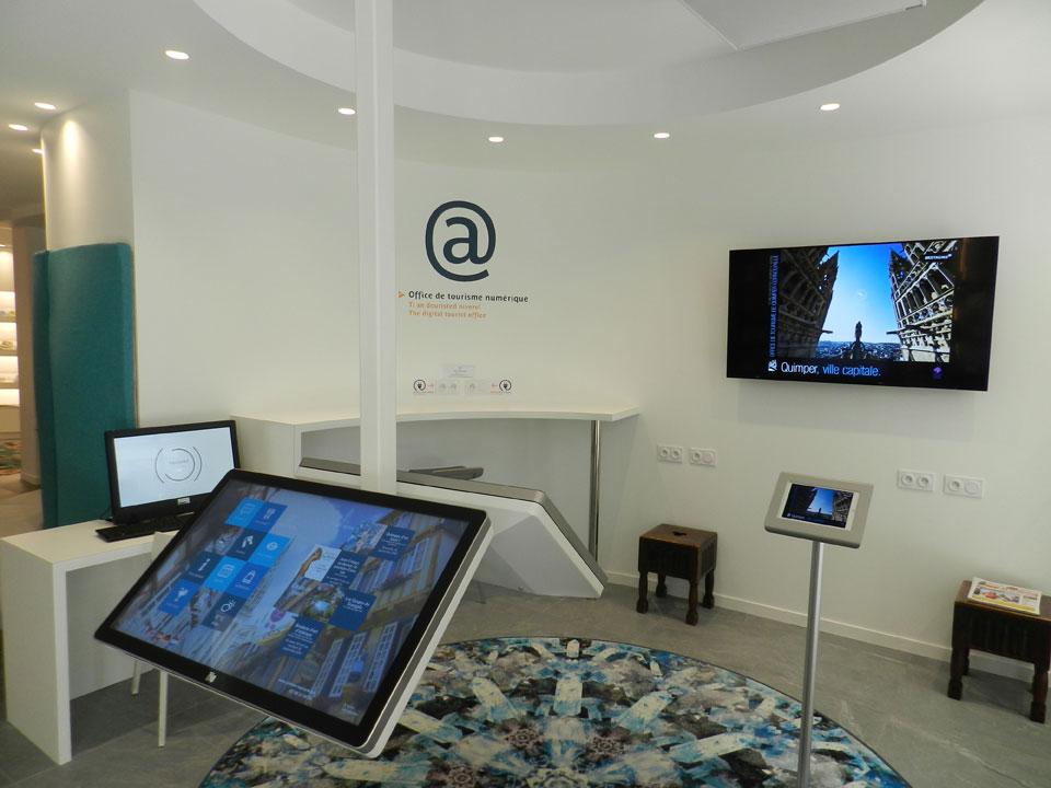 Espace numérique de l'Office de Quimper