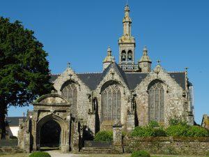 église saint Thurien Plogonnec