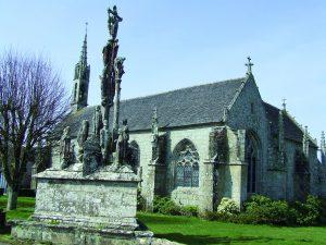 Chapelle de Quilinen à Landrévarzec
