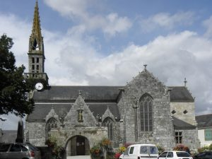 église quéménéven