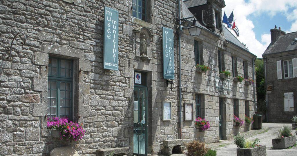 horaires, ouverture Office de Tourisme de Locronan, Finistère, Bretagne
