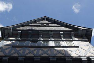 Maison à pans de bois Quimper