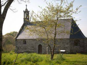 Chapelle Saint Egarec Briec